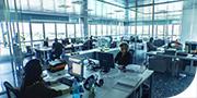 Uffici per clienti sull'autostrada A4 Milano-Venezia